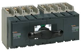 Устройство ввода резерва INS250 3П 31146 Schneider Electric