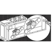 МЕХ.ПРИСП.ДЛЯ ВСТР.ЗАМКА INS630B-2500 31291 Schneider Electric