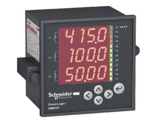 ЦИФРОВОЙ МУЛЬТИМЕТР DM6000 METSEDM6000 Schneider Electric