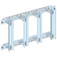 Плата с 4 вертикальными рейками для клеммных блоков 04223 Schneider Electric