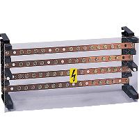 Ступенчатый распределительный блок, 250 A, 4п 04053 Schneider Electric