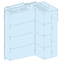 Блок питания для горизонтальных аппаратов NSX, INS, INV 400 04070 Schneider Electric