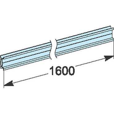 2 МОНТАЖ. РЕЙКИ ДЛИНОЙ 1600 ММ 04226 Schneider Electric