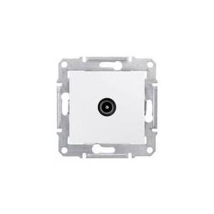 TV коннектор оконечный, бел. SDN3201621 Schneider Electric