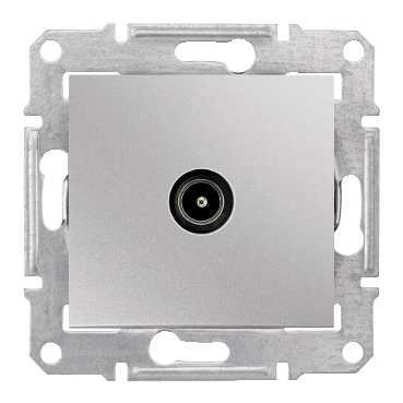 TV коннектор оконечный, алюм. SDN3201660 Schneider Electric