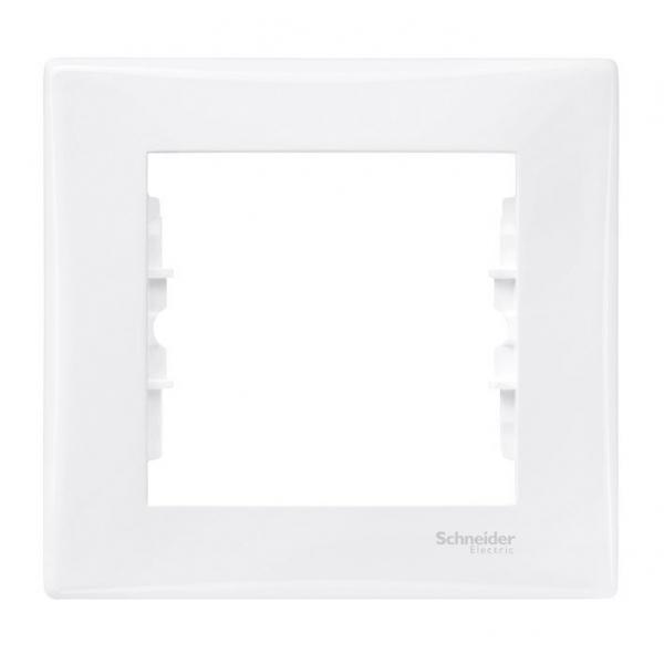 Рамка Sedna 1x, белая SDN5800121 Schneider Electric