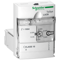 БЛОК УПР УСОВ 0,15-0,6A 48-72V CL10 3P LUCBX6ES Schneider Electric