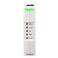 TWIDOPORT МОДУЛЬ СВЯЗИ ETHERNET (SLAVE) 499TWD01100 Schneider Electric