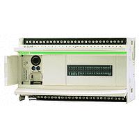 TWIDO КОМПАКТНЫЙ ПЛК,~100-240В, 24ВХ =24В/16ВЫХ РЕЛ, ВСТРОЕННЫЙ ПОРТ ETHERNET TWDLCAE40DRF Schneider Electric