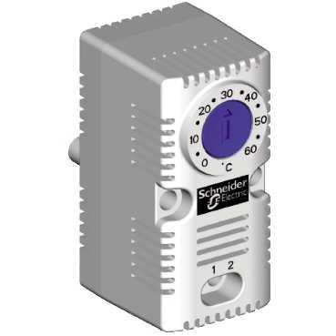 Термостат с 1но контактом (на охлаждение) NSYCCOTHO Schneider Electric