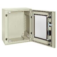 Шкаф Thalassa 430x330x200 IP66 ПР. ДВ. NSYPLM43TV Schneider Electric