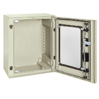 Шкаф Thalassa 647x436x250 IP66 ПР. ДВ. NSYPLM64TV Schneider Electric