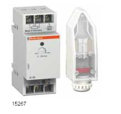 Сумеречный выключатель IC50 + щитовой датчик 15267 Schneider Electric