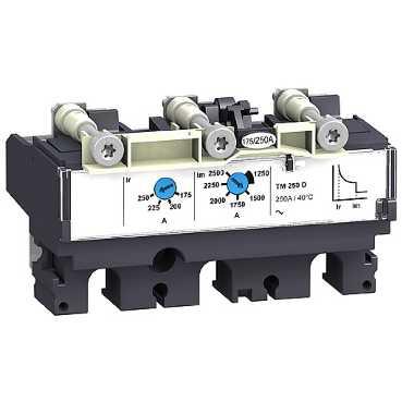 3П3T TM25D РАСЦЕП.ДЛЯ NSX100-250 LV429036 Schneider Electric