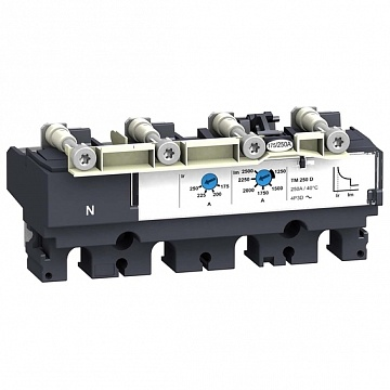 4П4T TM32D РАСЦЕП.ДЛЯ NSX100-250 LV429055 Schneider Electric