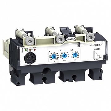 3П3T MICR2.2G 100A РАСЦЕП.ДЛЯ NSX100-250 LV429075 Schneider Electric