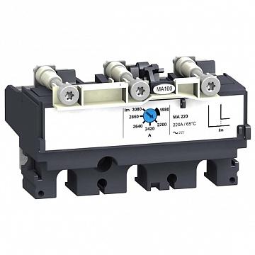 3П3T MA12.5 РАСЦЕП.ДЛЯ NSX100-250 LV429123 Schneider Electric