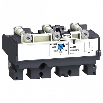 3П3T MA2.5 РАСЦЕП.ДЛЯ NSX100-250 LV429125 Schneider Electric