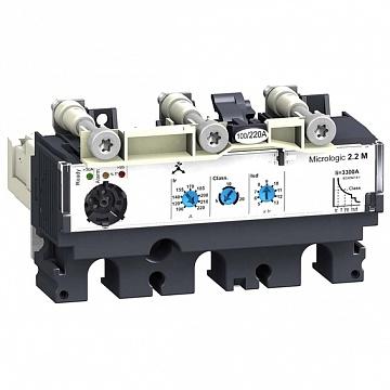 3П3T MICR2.2M 25A РАСЦЕП.ДЛЯ NSX100-250 LV429174 Schneider Electric