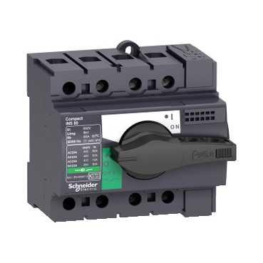 Выключатель-разъединитель Interpact INS80 3п 28904 Schneider Electric