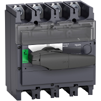 ВЫКЛ-РАЗЪЕД INTERPACT INV400 4П 31171 Schneider Electric