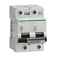Автоматический выключатель C120H 2П 16A C 18450 Schneider Electric