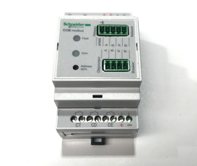 MODBUS ВНЕШНИЙ COM МОДУЛЬ ДЛЯ ШАССИ 33110 Schneider Electric