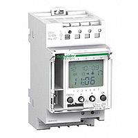Реле времени программируемое IC ASTRO 1CO, Тип программирования вкл/откл. астрономическое. CCT15224 Schneider Electric