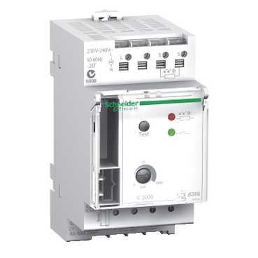 СУМЕРЕЧНЫЙ ВЫКЛ. IC 2000 + НАСТЕН ДАТЧИК CCT15368 Schneider Electric