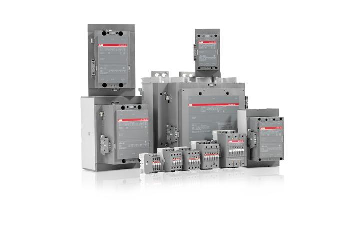 Контактор UA110-30-00 (для коммутации конденсаторов мощностью до 74кВар) катушка управления 220-230В 1SFL451022R8000 ABB