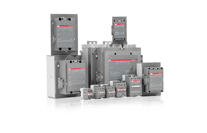 Контактор UA110-30-00RA (для коммутации конденсаторов мощностью до 74кВар) катушка управления 220-23 1SFL451024R8000 ABB