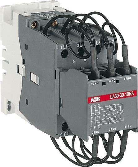 Контактор UA-30-30-10-RA катушка 220В AC 1SBL281024R8010 ABB
