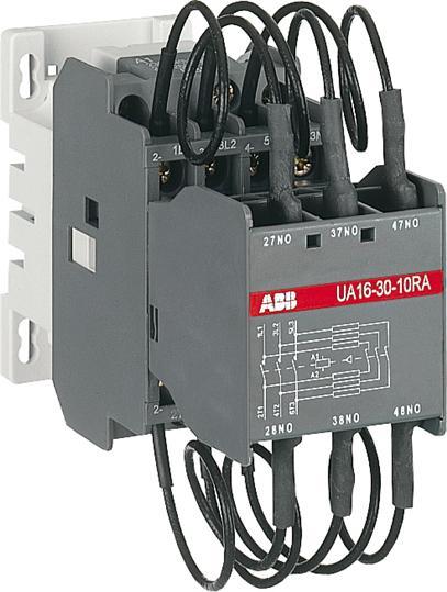 Контактор UA63-30-00-RA катушка 220В AC 1SBL371024R8000 ABB