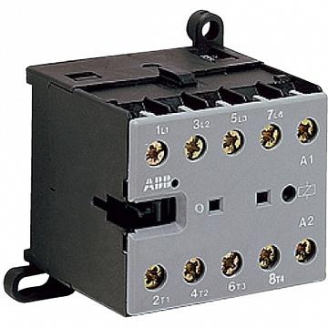 Миниконтактор B6-30-10 9A (400В AC3) катушка 230В АС GJL1211001R8100 ABB