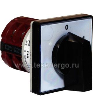 Переключатель кулачковый 4G10-10-U-S1 открытое исп. Apator  Apator