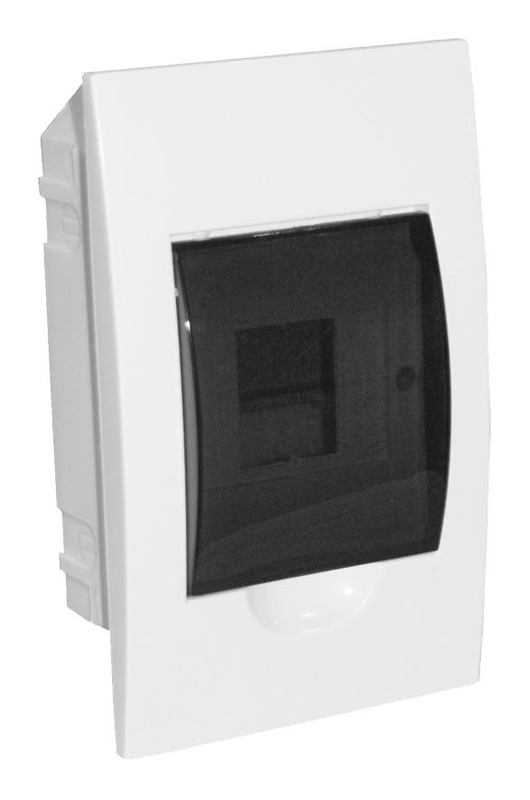 Корпус ЩРВ-П-4 модуля пластик IP40 Texenergo BPV10-1-04 Texenergo