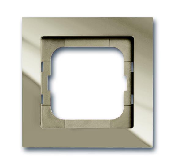 Рамка 1-постовая, серия axcent, цвет maison-beige 1754-0-4481 ABB