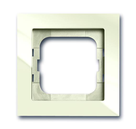 Рамка 1-постовая, серия axcent, цвет chalet-white 1754-0-4486 ABB