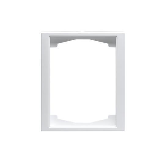 Рамка 1-постовая, 100мм серия Impressivo, белый 1721F100-84 ABB