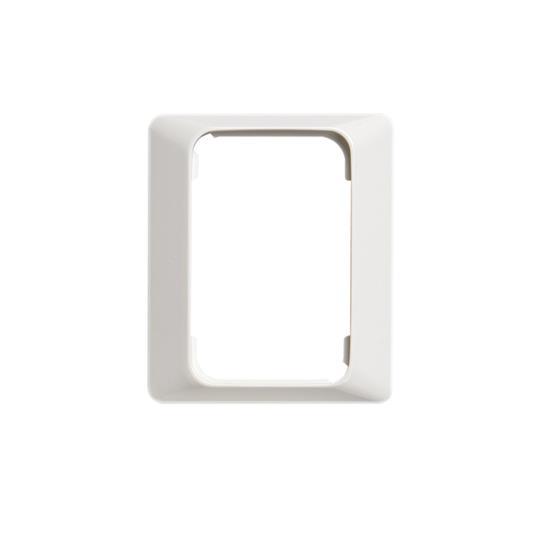 Рамка 1-постовая для DoubleSchuko, 100мм серия Jussi, белая 2521-100 ABB