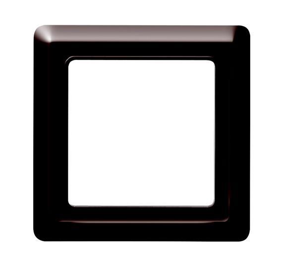 Рамка 1-постовая, серия Allwetter 44, цвет коричневый 1730-0-0275 ABB