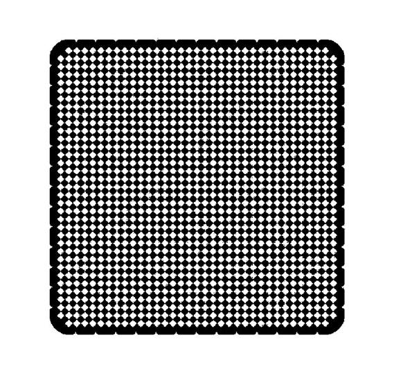 Вкладыш декоративный iceLight для 2068/1х, рисунок стандартный 1714-0-0305 ABB