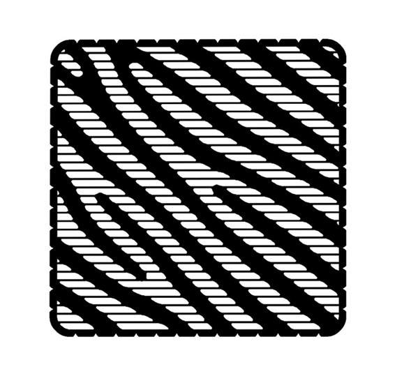 Вкладыш декоративный iceLight для 2068/1х, рисунок Декор 24 1714-0-0310 ABB