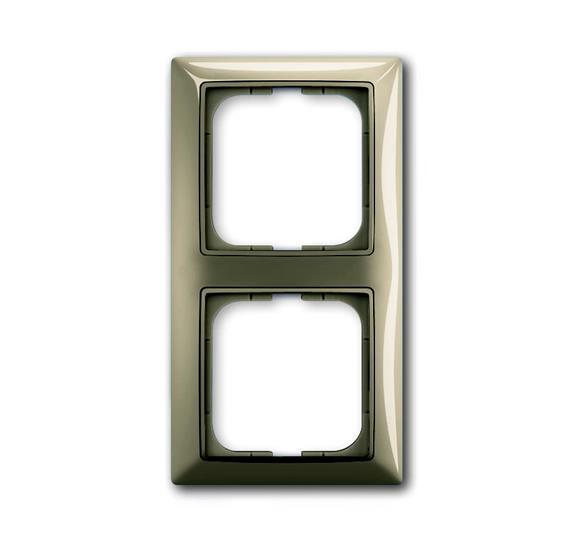 Рамка 1-постовая, серия Basic 55, цвет maison-beige 1725-0-1526 ABB