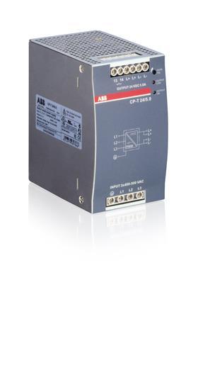 Блок питания трёхфазный CP-T 24/5.0 1SVR427054R0000 ABB