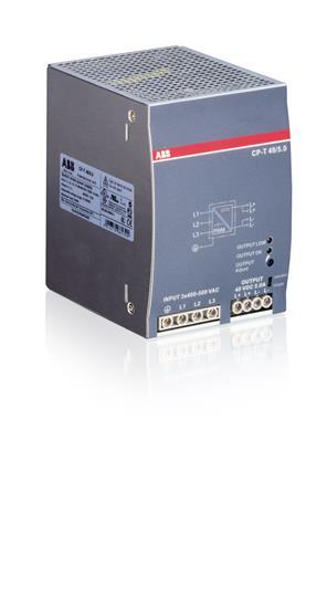 Блок питания трёхфазный CP-T 48/5.0 1SVR427054R2000 ABB