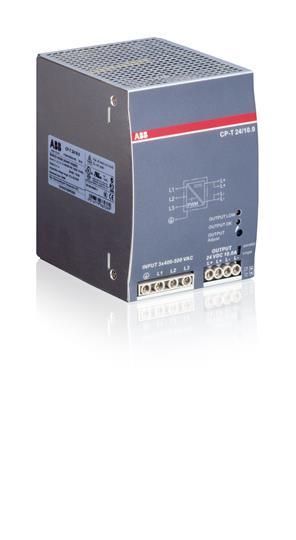 Блок питания трёхфазный CP-T 24/10.0 1SVR427055R0000 ABB