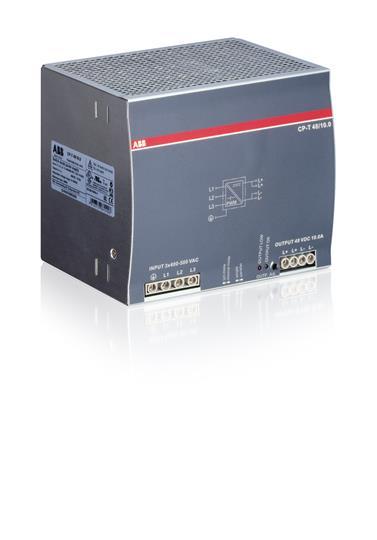 Блок питания трёхфазный CP-T 48/10.0 1SVR427055R2000 ABB