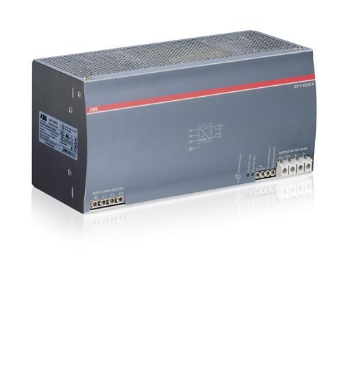 Блок питания трёхфазный CP-T 48/20.0 1SVR427056R2000 ABB
