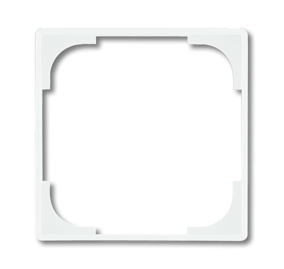 Декоративная накладка, серебристый металлик 1726-0-0223 ABB